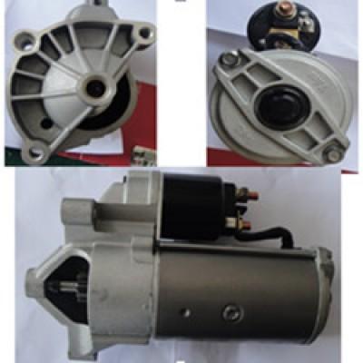 D7R4 starter motor